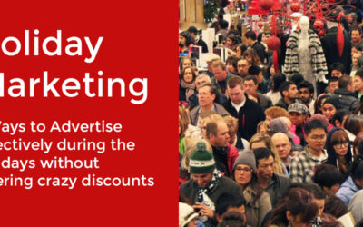 Holiday Marketing Techniques