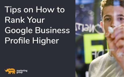 9 Tips On How To Rank Your Google Business Profile Higher